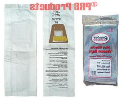 Commercial Vacuum Allergy Bags 63213 Eureka Sanitaire Type S