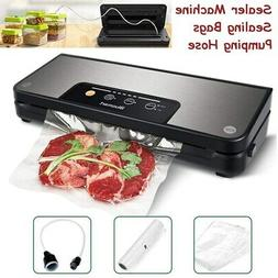 Commercial Vacuum Sealer Machine Food Saver System With Free