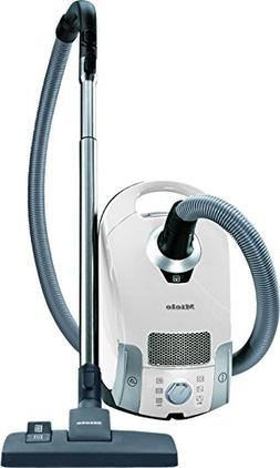 Miele Pure Suction Canister Vacuum Lotus White