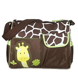 Creazy® Multi Function Baby Diaper Nappy Changing Bag Chang