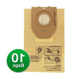 EnviroCare Replacement for Oreck ET511PK Vacuum Bags - 2 Pac
