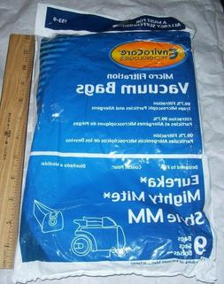 Eureka Part#60295C - Style MM Vacuum Bag Replacement for Eur