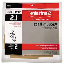 Commercial Upright Vacuum Cleaner Replacement Bags, Style LS