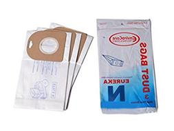 Eureka Style N Vacuum Bags 57988B-6, 107SW Mighty Mite 2 Can