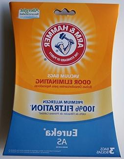 Arm and Hammer Eureka AS Premium Vacuum Cleaner Bags - Box o