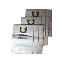 Crucial Vacuum 9-PK Vacuum Filter Bags Fits Hoover WindTunne