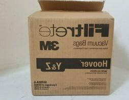 Filtrete Hoover Y And Z Micro Allergen Vacuum Bag