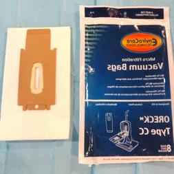 Generic Oreck Vacuum Cleaner Bags To Fit Style CC, and all X