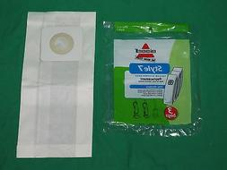 Genuine Bissell Style 1 4 7 Vacuum Bags also replaces Samsun