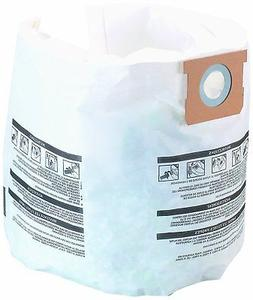 Shop Vac Genuine Type E Wet / Dry Utility Vacuum Filter Bags