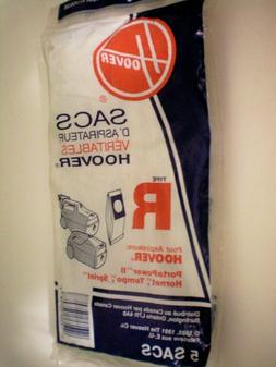 Hoover Genuine Hoover Vacuum Cleaner Bags Type R -- Fits Hoo