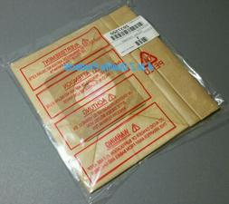 Genuine Bissell Zing 22Q3 Vacuum Cleaner Bag 203-7500 - 10 B