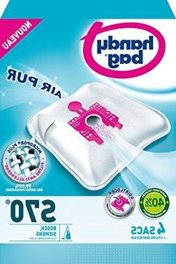 Handy Bag S70 Smily Super SX Vacuum Cleaner Bags For Bosch/A