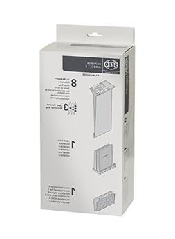 Sebo HEPA Service Box - 8 Four-Layer Ultra Bags and HEPA and