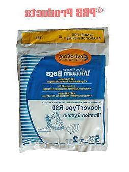 Hoover Allergen Canister Vacuum Bags + Filters for models us