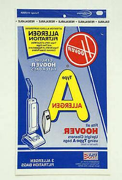 "HOOVER INC/TTI FLOOR CARE Hoover Style ""A"" Allergen Filtrati"