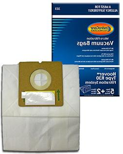 EnviroCare Replacement Vacuum Bags for Hoover R30 Canisters.
