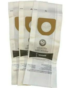 Hoover Y & Z Vacuum Bags Windtunnel Y  4010100Y Type Z, Temp