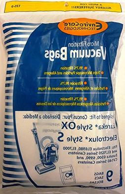 household supplies cleaning eureka ox