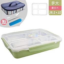 Luckyfree Lunch Box Insulating Stainless Steel Lunch Contain