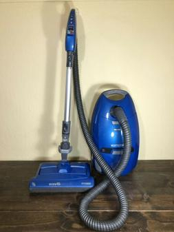 Kenmore Intuition CrossOver Canister Vacuum Blue & Grey 116