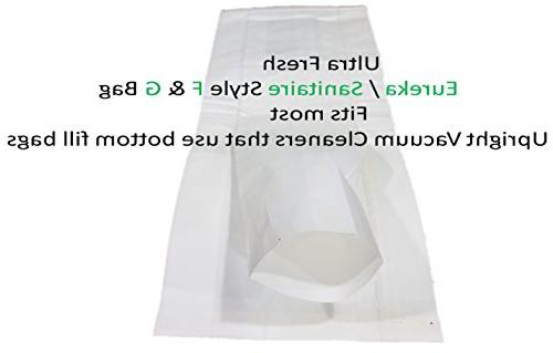 12 Bags for Style F Sanitaire + 2
