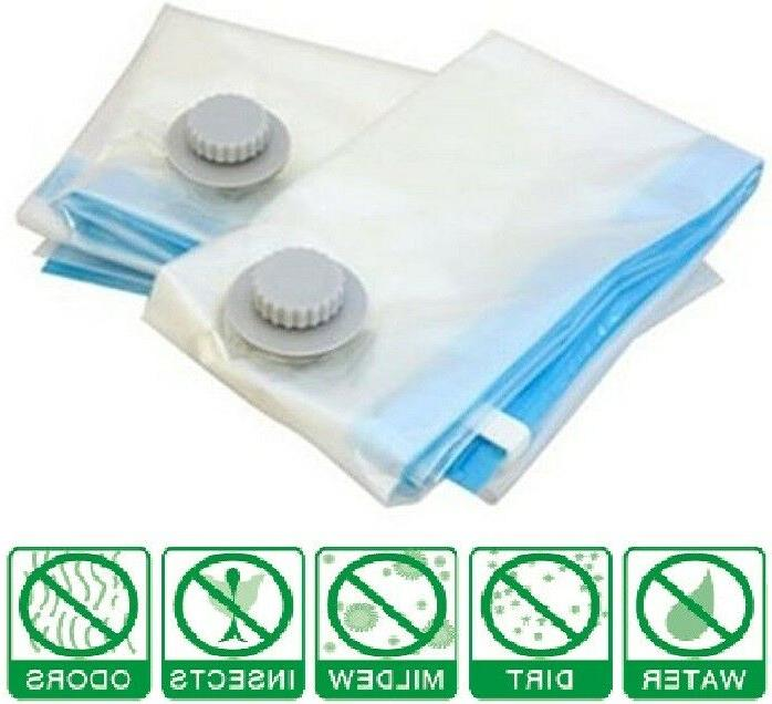 13 PACK -9 Extra Large Vacuum Seal Thick Space Saver Storage