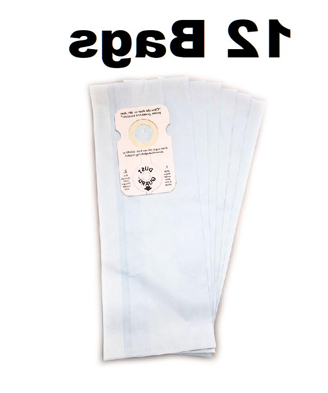 12 vacuum bags for riccar type b