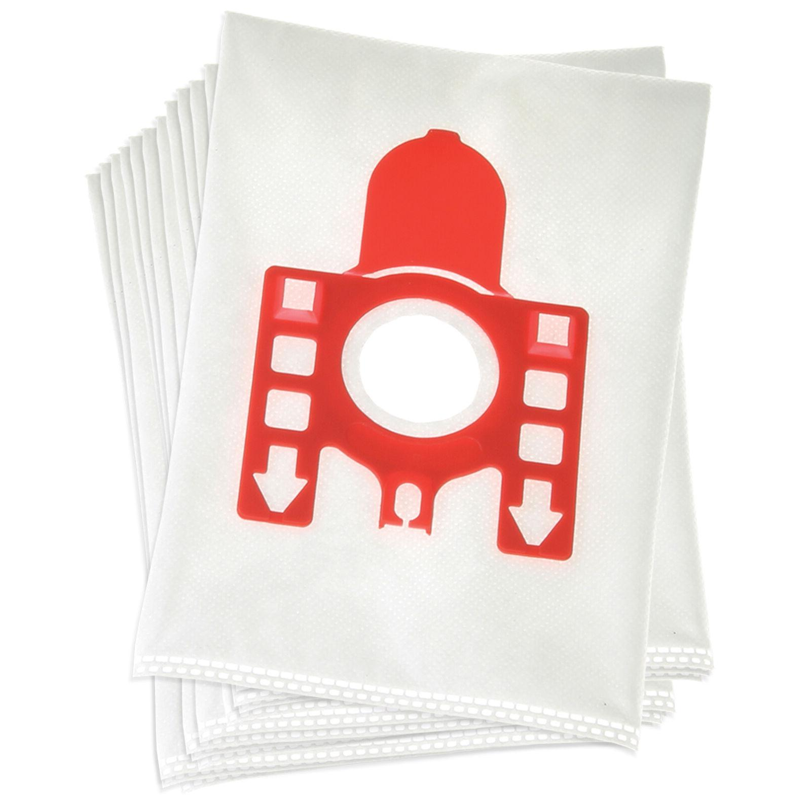 12 Vacuum Cleaner Bags For Miele Compact & C2 Complete with