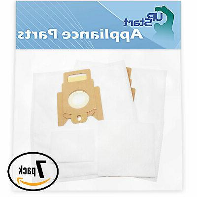 14 Vacuum Bags & 14 Micro Filters for Miele Swing H1 QuickSt