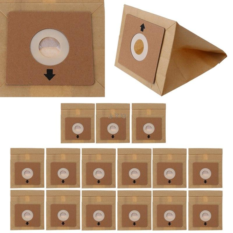 15Pcs <font><b>Vacuum</b></font> Dust Paper Diameter 50mm Accessories