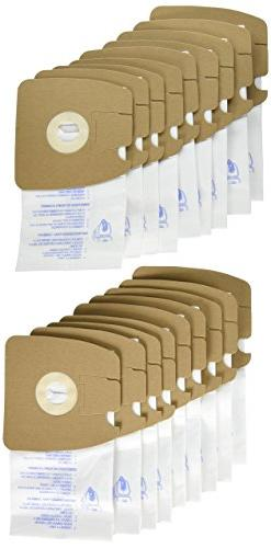 EnviroCare Replacement Micro Filtration Vacuum Bags for Kirb