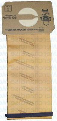 20 Vacuum Bags to fit Electrolux Type U Upright