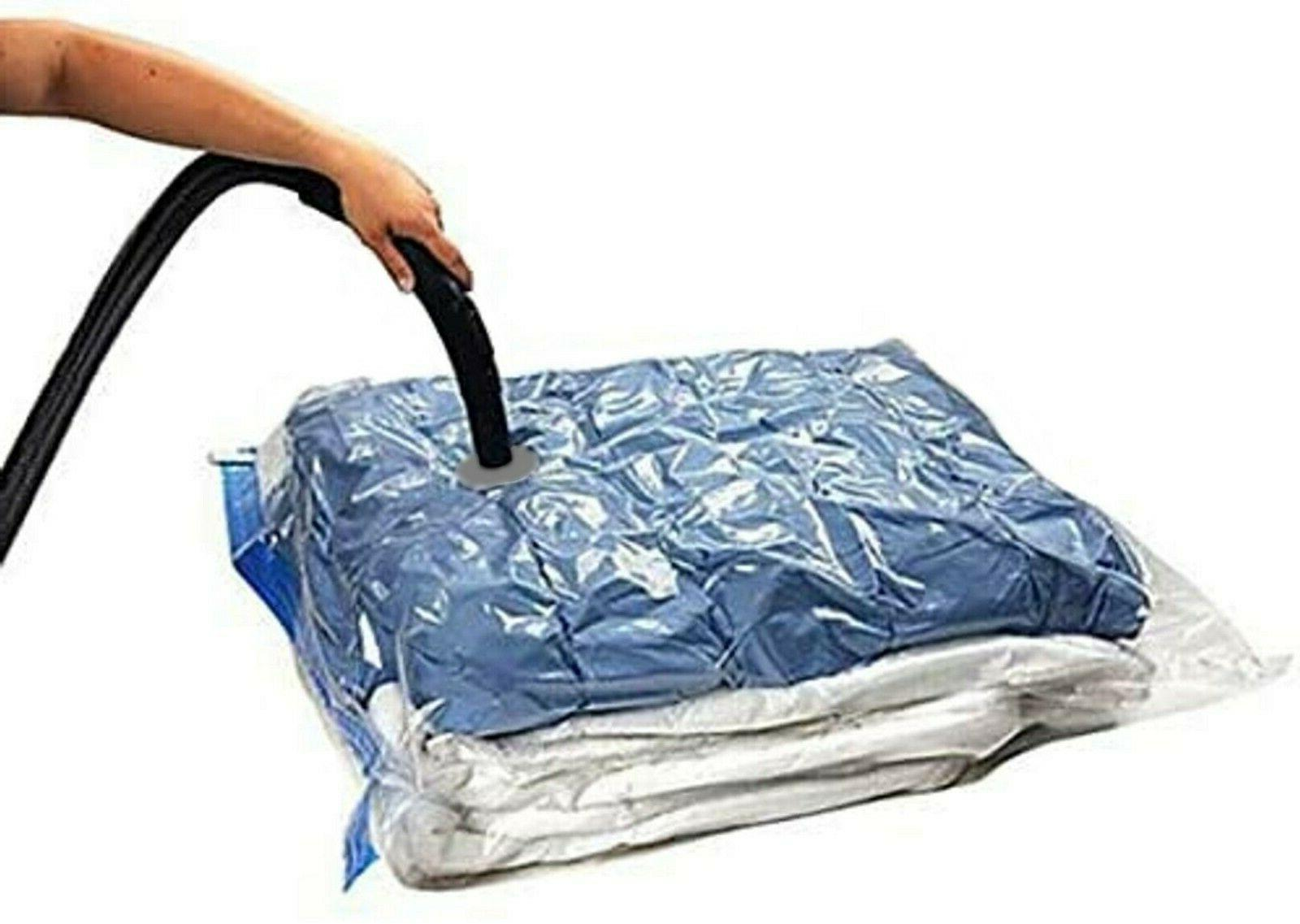 3 Pack Premium Large Vacuum Seal Bags Space Saver Storage 36