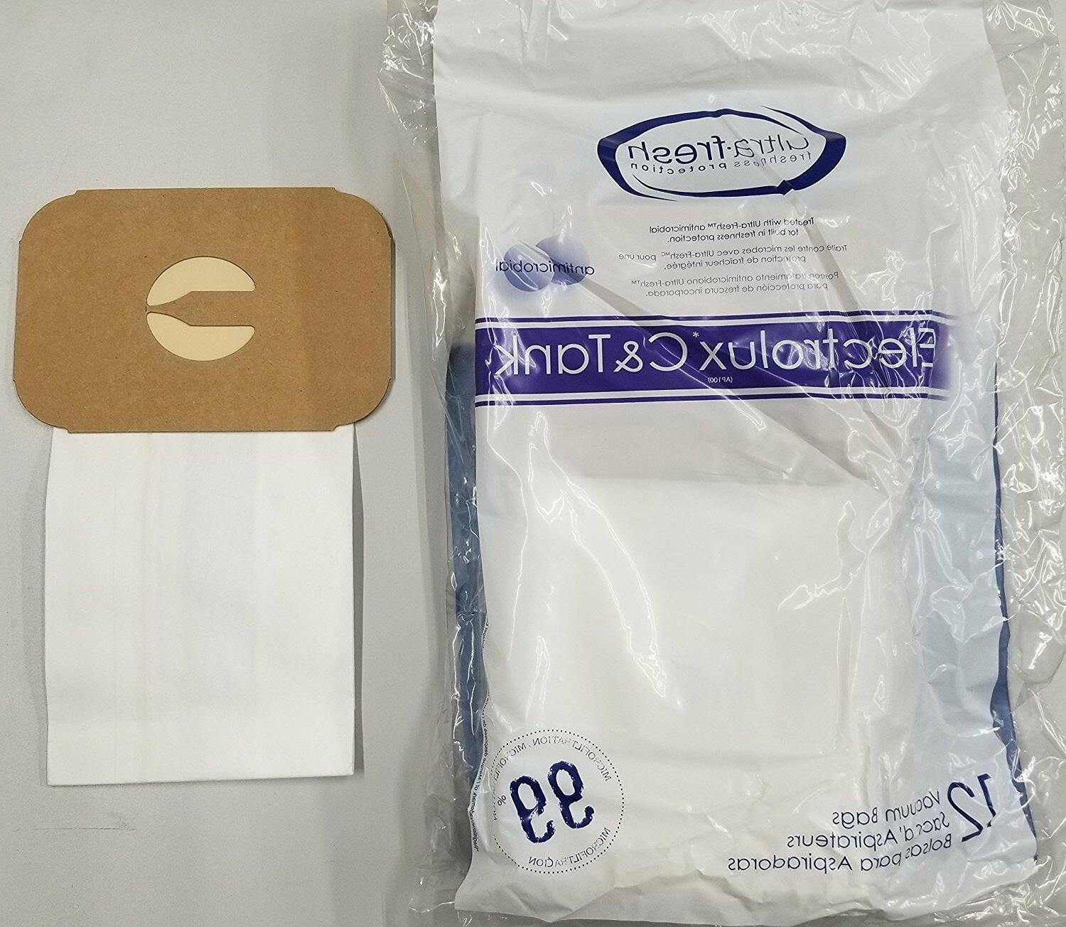 24 Aerus Style Bags 2 Filters