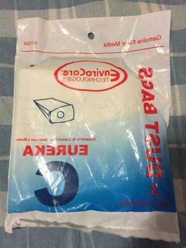 3 vacuum bags type c canister