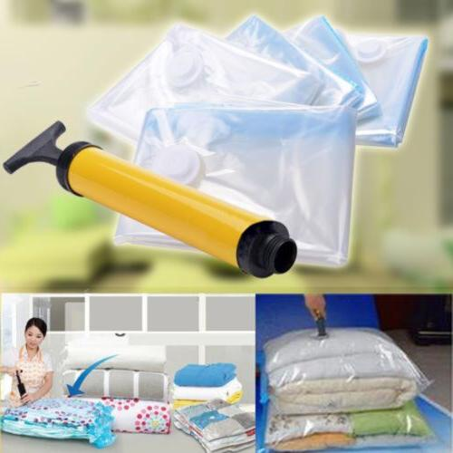Vacuum Seak Storage Bags Space Saver Garment Jumbo Large Bag