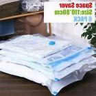 6 PACK LARGE Space Saver Bags Storage Bag 110x80 Compresed V