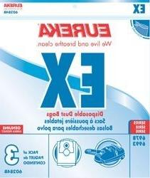 "Eureka 60284B Style ""EX"" Canister Vacuum Bags"