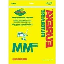 Sanitaire 60296 Style MM High Filtration Vacuum Bags