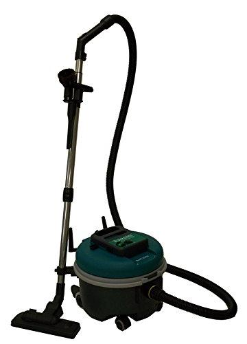 Bissell - Biggreen Canister Vacuum - Green
