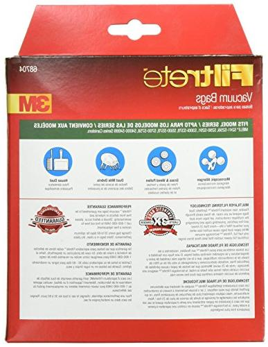 Filtrete FJM Synthetic filters