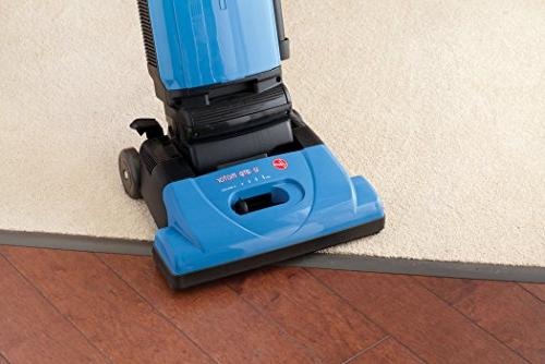 Hoover Cleaner WidePath Corded Upright Vacuum