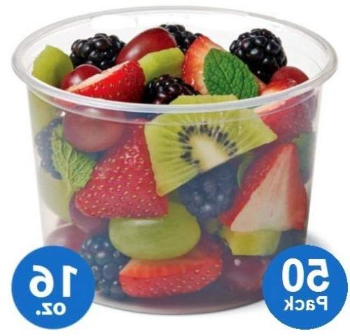 Plastic Storage Containers with lids Foodsavers Deli for Portion Miscellaneous - Commercial Watertight