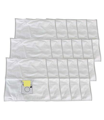 Think Crucial 15 Replacements for Kenmore 5055 Cloth Bags Fi
