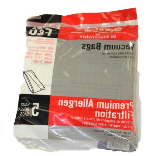 Type F & G Sanitaire Vacuum Cleaner Replacement Bag
