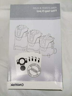 NILFISK-ALTO AERO Replacement Bags 302002404 4/pack Fits all