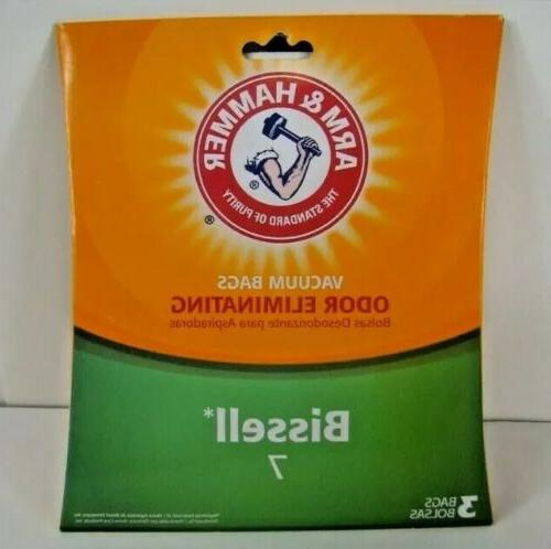 arm and hammer vacuum bags for bissell