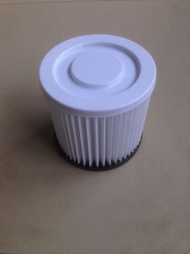 Ash Vacuum Cartridge Accessory White