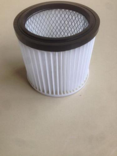 Ash Vacuum Vacmaster Cartridge Filter Cleaning Accessory
